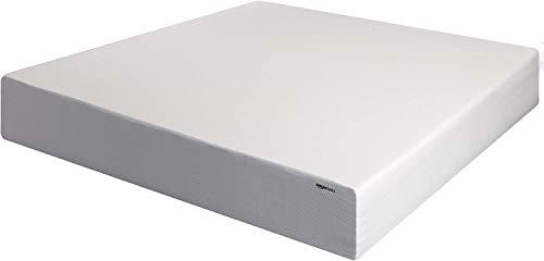 AmazonBasics 12-Inch Memory Foam Mattress - Soft Plush Feel, King
