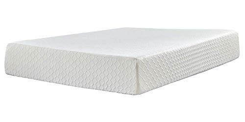 Ashley Chime 12 Inch Medium Firm Memory Foam Mattress - CertiPUR-US Certified, Queen