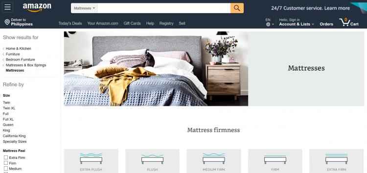 best mattresses on amazon