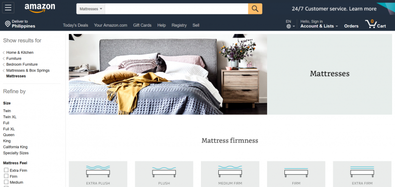 best mattresses on amazon